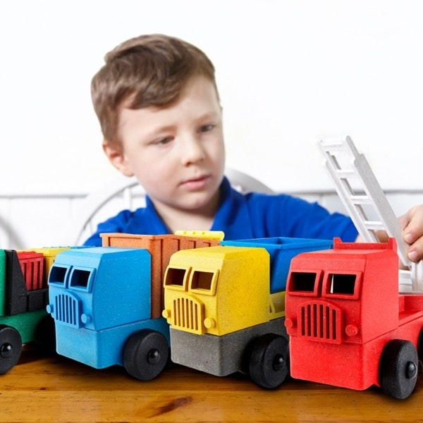 STEM Puzzle Toy Truck