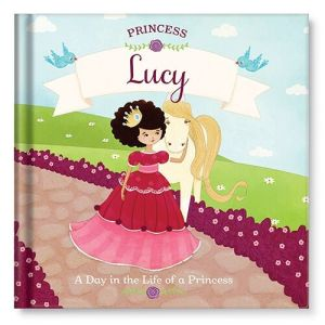 Princess Personalized story Book