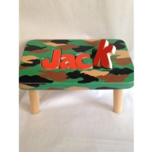 Kids Personalized Step Stool
