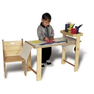 Activity Table for Toddler - Toddler Art Table