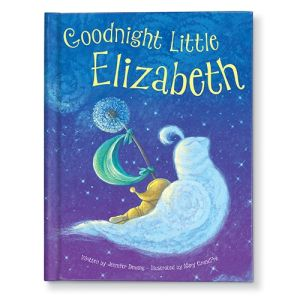Personalized Story Book for kids - Goodnight Little Me