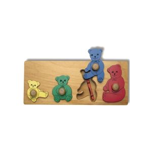 Montessori Memory Puzzle Game for babies