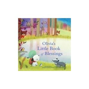 My Little Book of Blessings - Personalized story Book