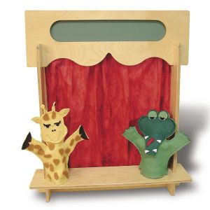 Puppet Playhouse Toy