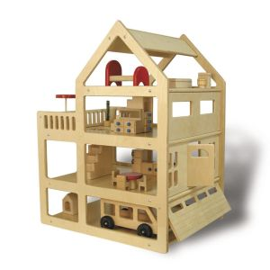 Family dollhouse