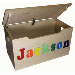 Personalized-Toy-Chest