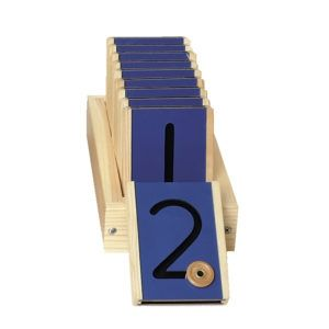 kinesthetic Motor Number Toy