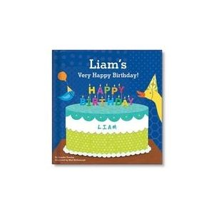 My Very Happy Birthday for Boys Personalized story Book