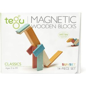 Tegu Magnetic Wooden Block