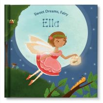 Sweet Dreams Fairy Personalized Storybook